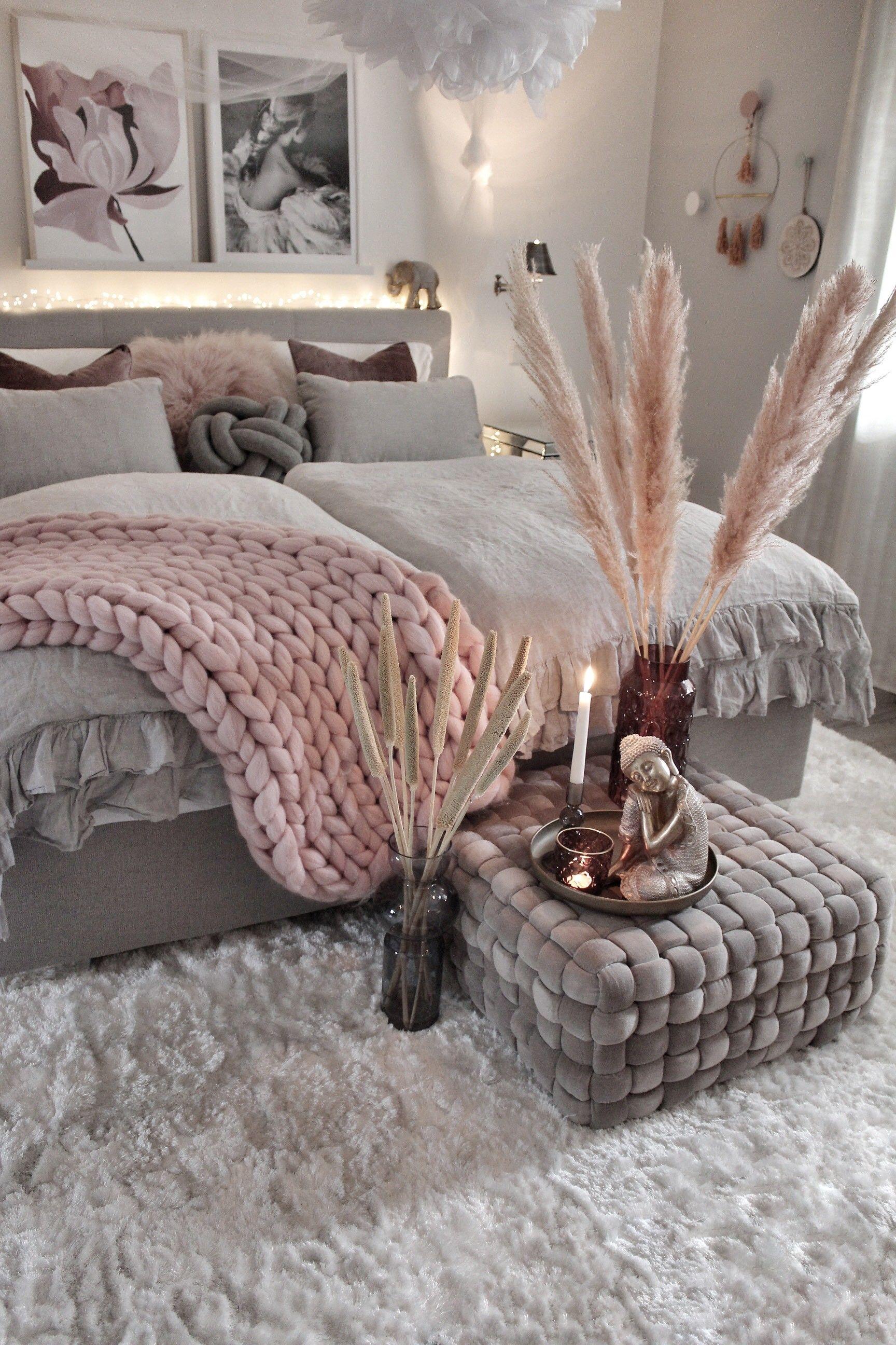 Ein Boho Traum Wird Wahr Gozdee81 Verwandelt Das Schlafzimmer In Einen Boho Madchen Traum Boho Bohostyle Schlafzimmer Dekorieren Zimmer Zimmer Gestalten