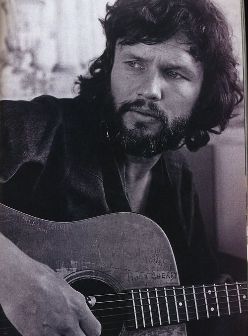 kris kristofferson - loving her was easier lyrics