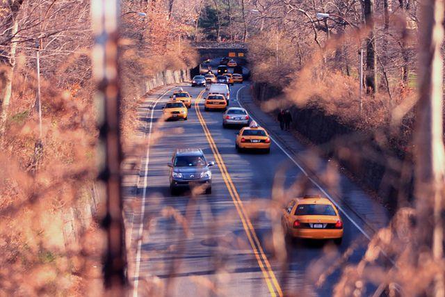 Central Park Road