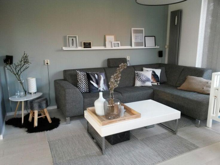 woonkamer idee z-vorm - Google zoeken | Skandinavian interior ...