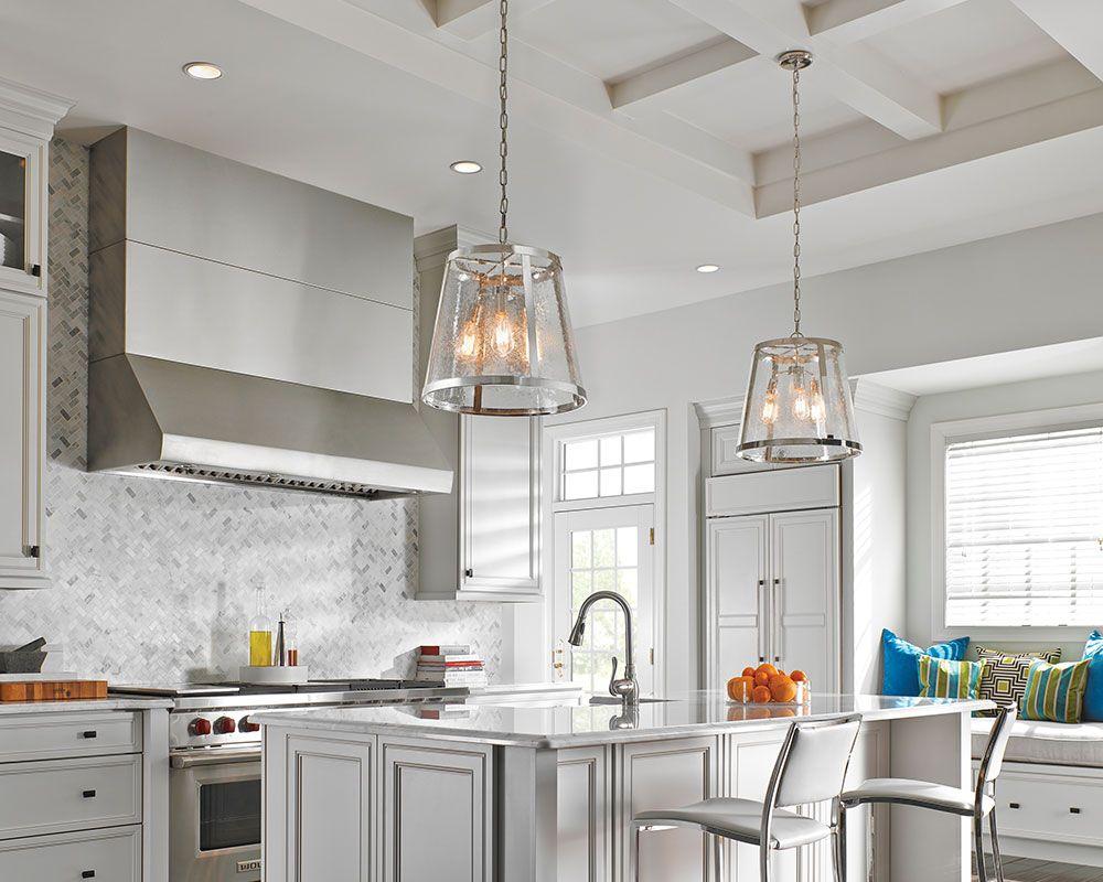 Feiss Application Image Gallery Modern Kitchen Lighting Kitchen Remodel Home Decor Kitchen