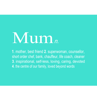 Mum dictionary print | my Bella girl | Mother quotes, Mommy