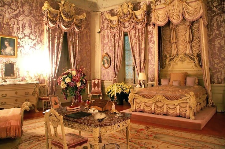 Image Result For Bedrooms Of The Gilded Age