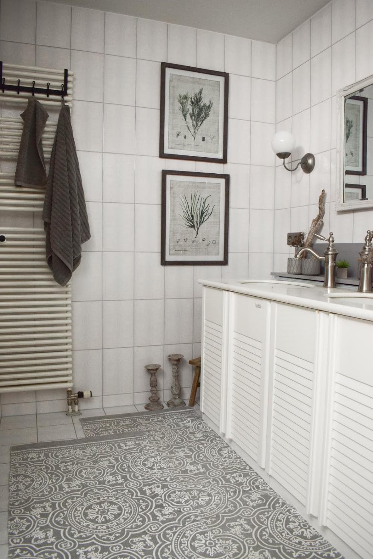 DIY Verschönerung Badezimmer & So holt ihr das Beste aus Klein