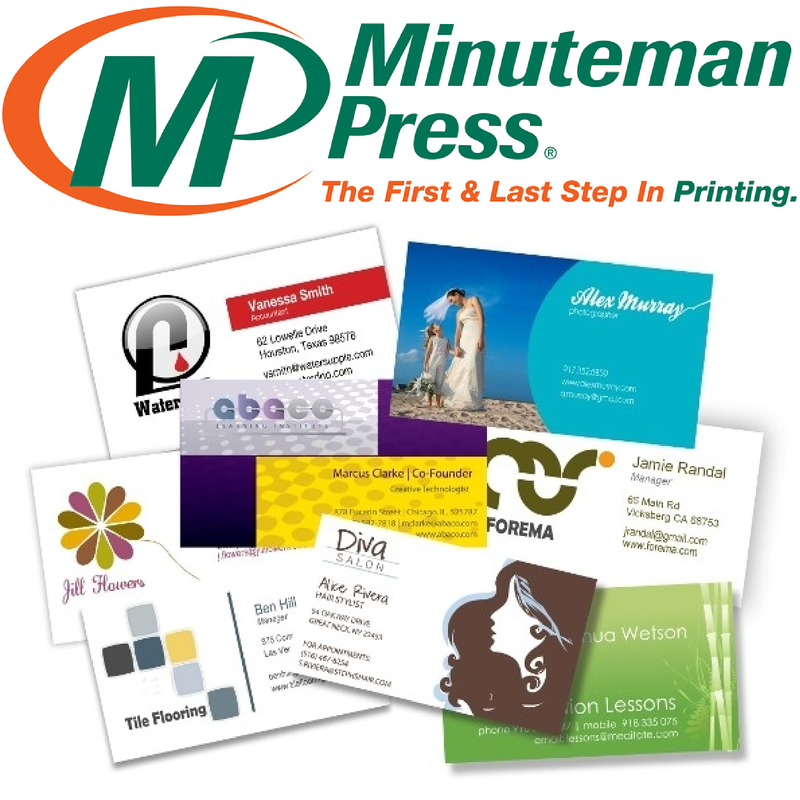 Labor day giveaway minuteman press burbank is giving away 1000 minuteman press burbank is giving away 1000 business cards to 3 lucky reheart Images