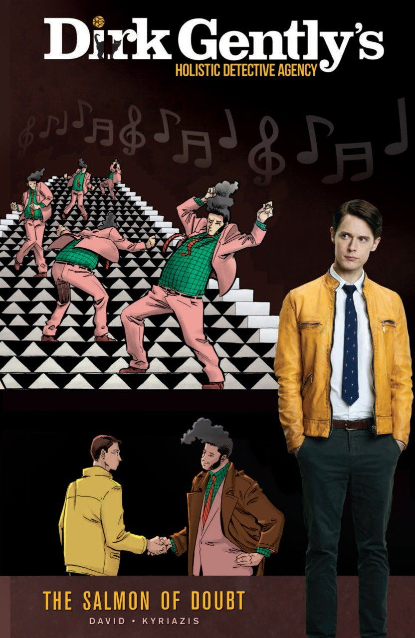 Dirk Gently's Holistic Detective Agency Salmon of Doubt