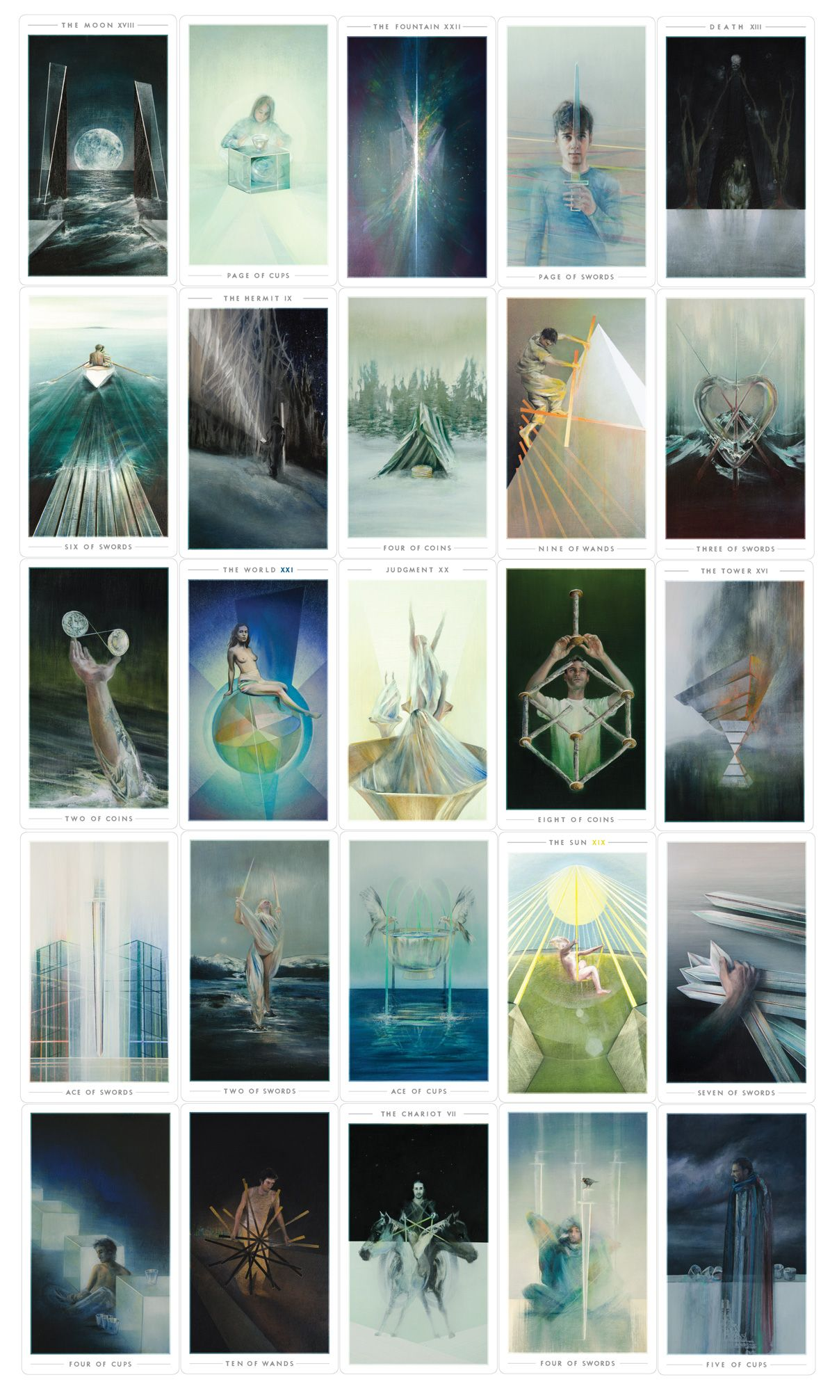 The Fountain Tarot https://www.kickstarter.com/projects/756996328/the-fountain-tarot-a-contemporary-standard