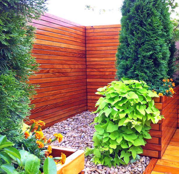 Landscaping For Yoga | Nyc Garden Design - Rooftop Zen Garden For