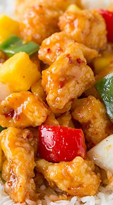 Sweet and sour chicken with kraft recipe makers asian cuisine sweet and sour chicken with kraft recipe makers forumfinder Image collections