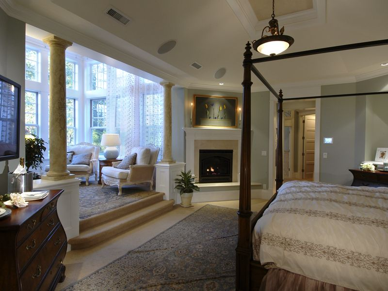 Luxury Homes Master Bedroom horton manor luxury home | half baths, full bath and bedrooms
