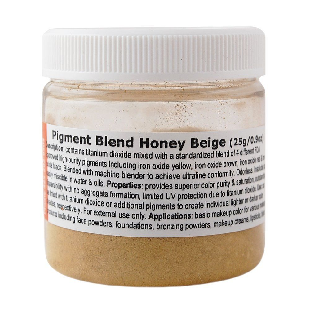 Pigment blend honey beige 09oz 25g this is an amazon makeup 1betcityfo Choice Image