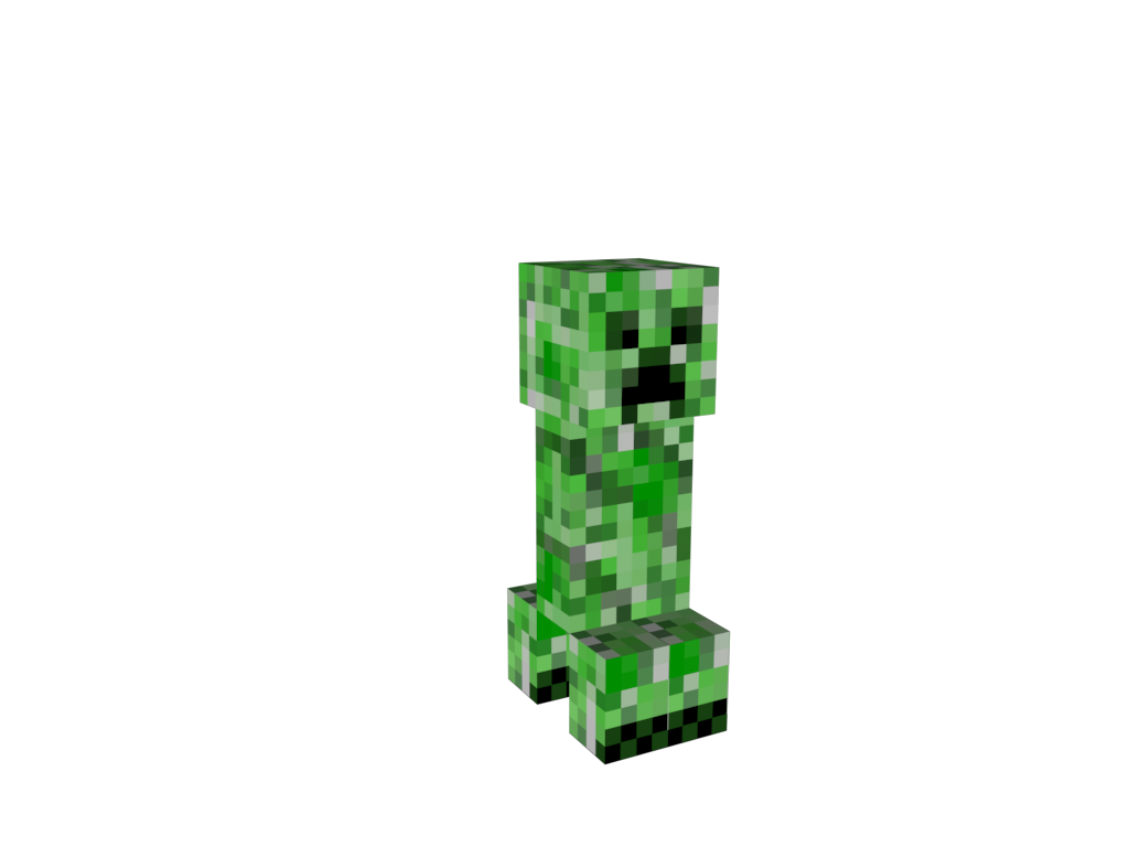 Creeper Minecraft Png 1024 768 Creepers Costumes