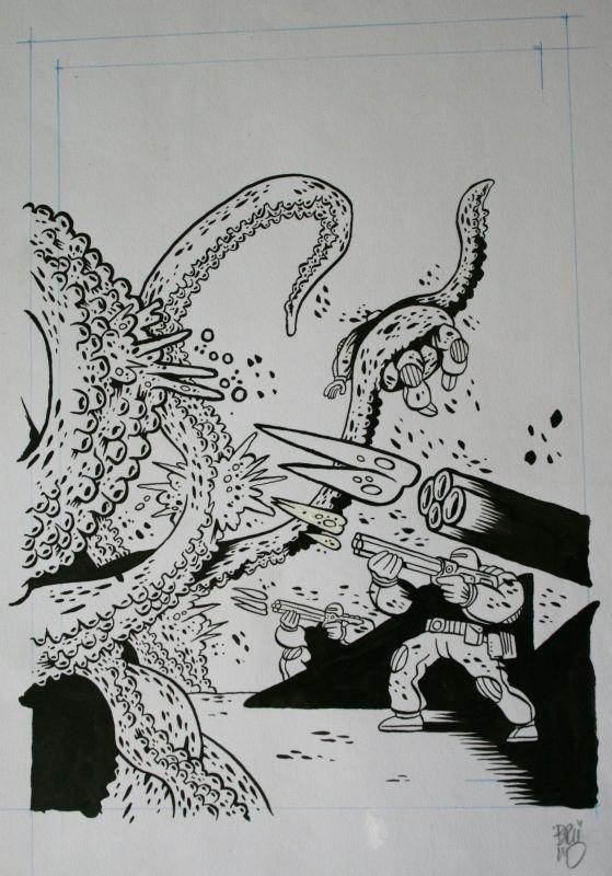 Némo by Brüno - Comic Strip