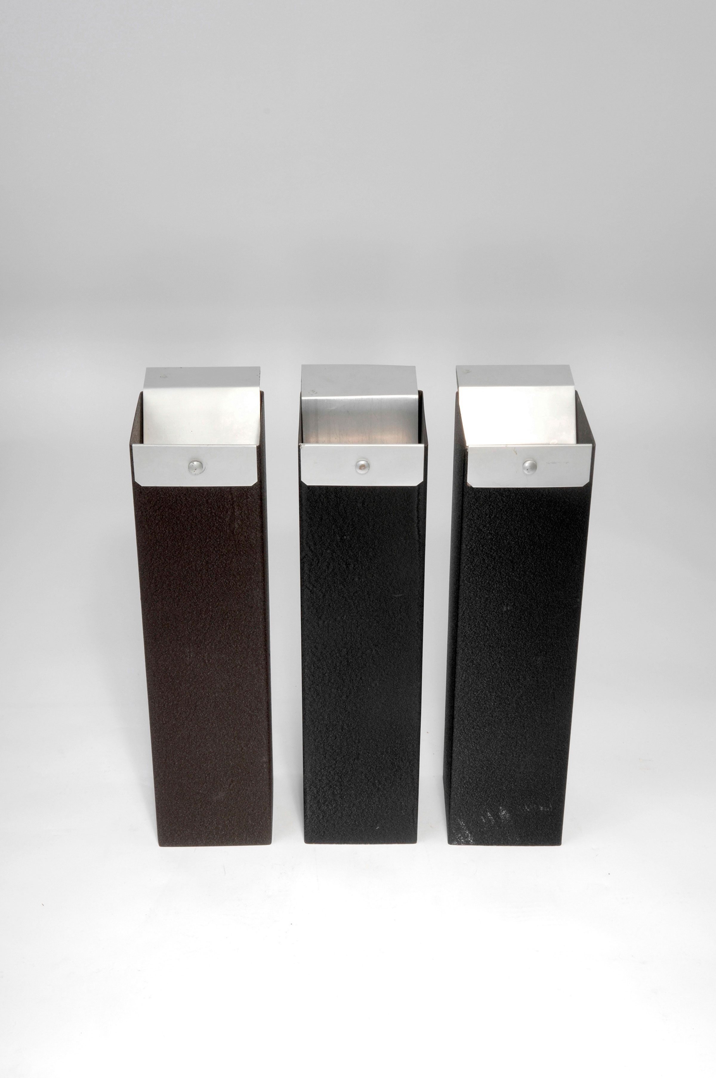 Lot 091C189 - Drei Aschenbecher '0051' Sarfatti, Gino Arteluce, Mailand -> Auction 091C - Text: english Version