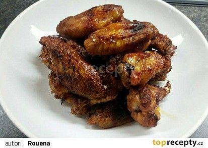 Nejluxusnější křídla v mém životě recept......... https://www.toprecepty.cz/recept/50647-nejluxusnejsi-kridla-v-mem-zivote-stoji-za-vyzkouseni