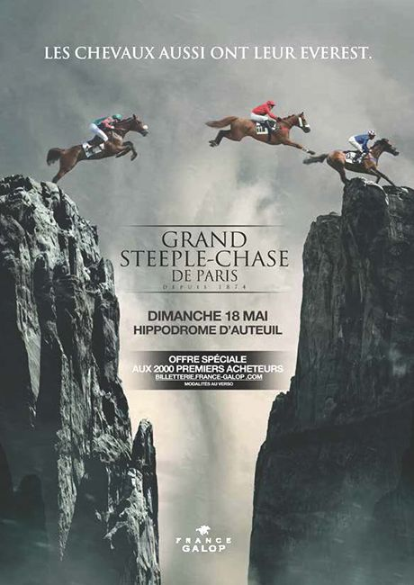 France Galop | CJKH | Movie posters, Graphic design, Advertising