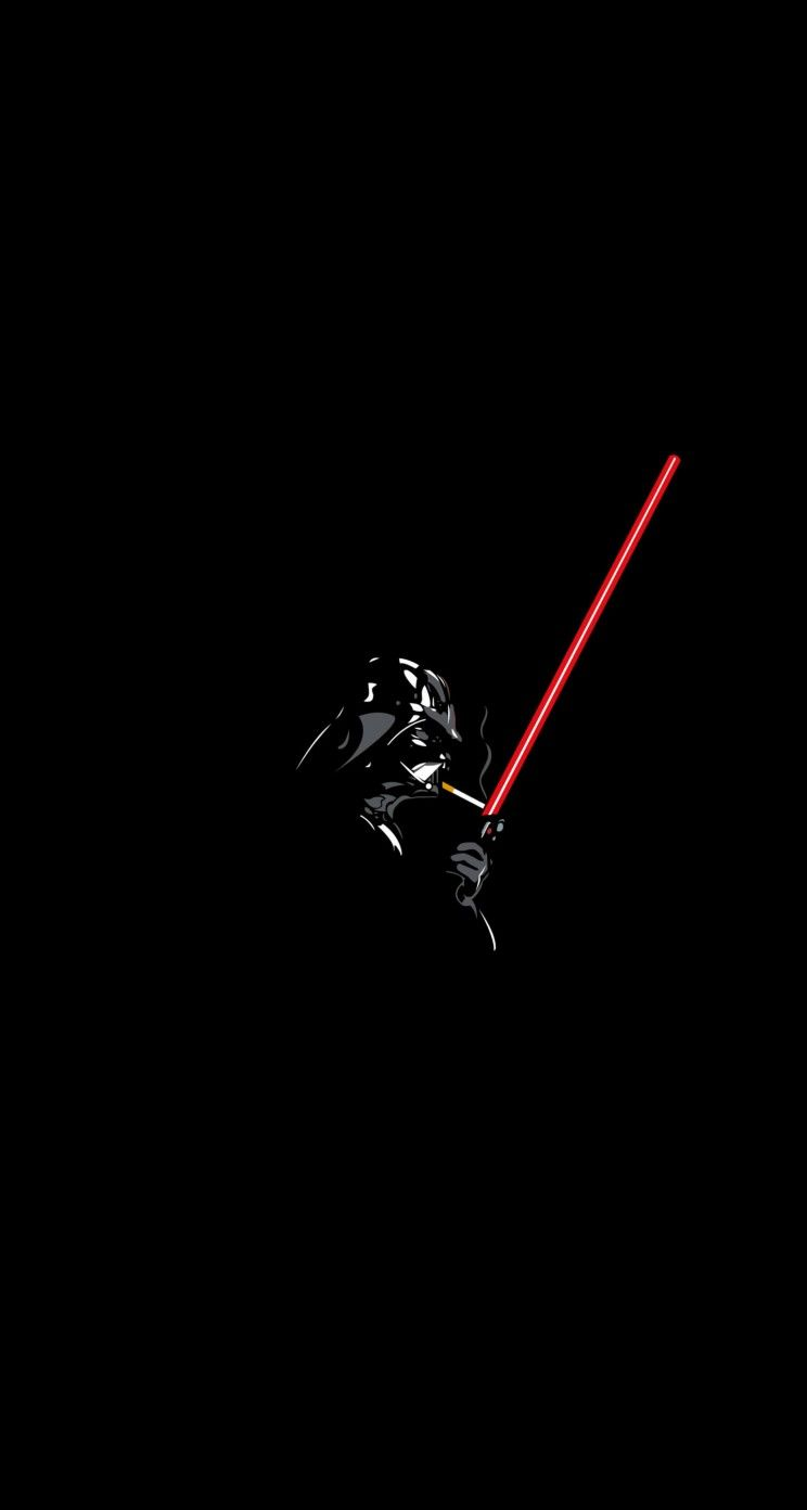 Star wars tumblr iphone wallpaper - Star Wars Darth Vader Tap To See More Star Wars Force Awaken Movie Iphone Wallpapers