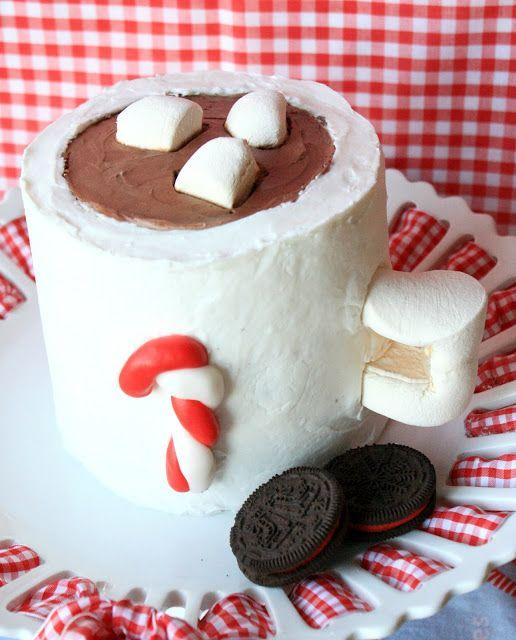 Munchkin Munchies: Cup o' Cocoa Cake