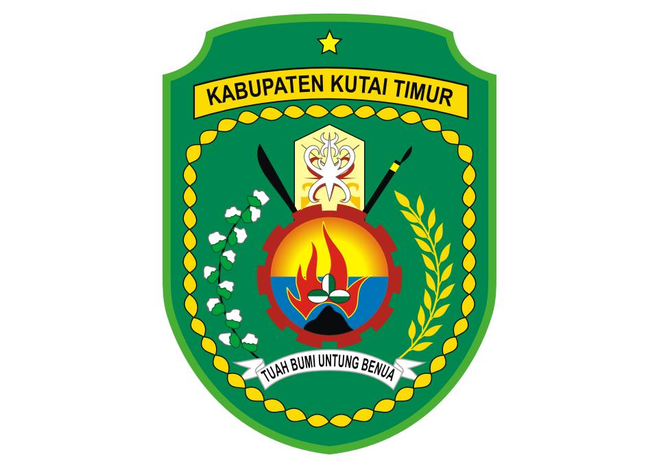 Logo Kabupaten Kutai Timur Vector Free Logo Vector Download