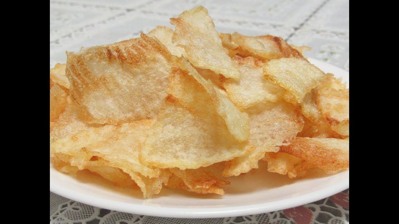 طريقة عمل الشيبسي في البيت شبسى المطاعم المقرمش جداا Snack Recipes Desserts Food