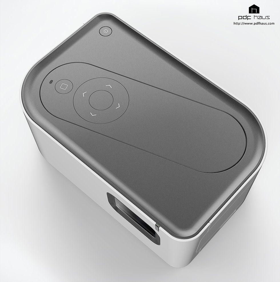실무중심 제품디자인교육 PDF HAUS   4기 이지연빔프로젝터