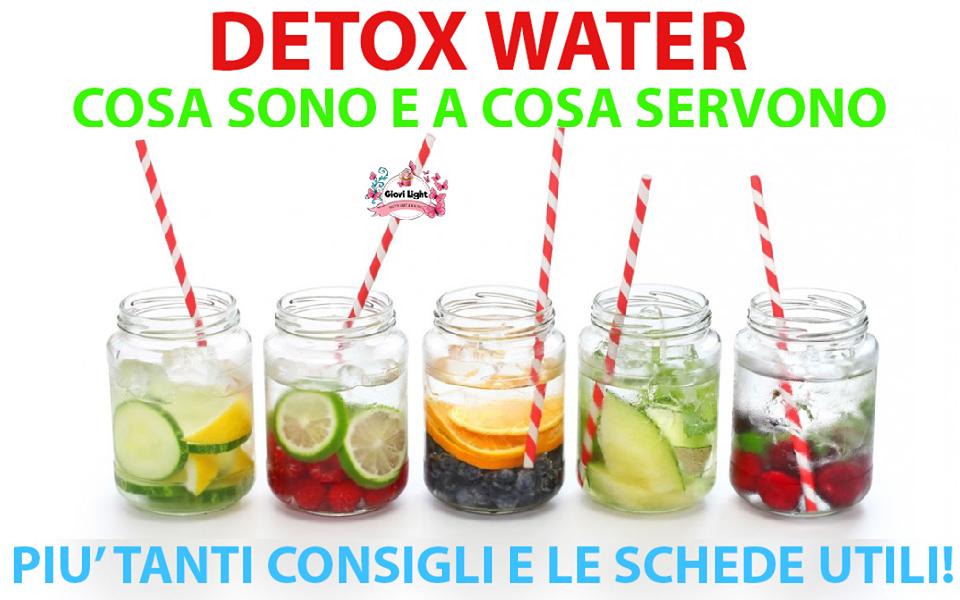 Le Fruity Detox Water Una rivoluzione Scoprite cosa sono e a cosa servono Troverete tantissimi consigli e tante schede utili