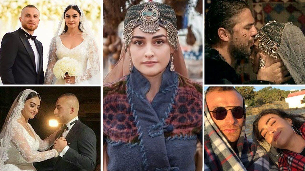 Boys Esra Bilgiç Has Dated!   Halime Hatun   Turkish - Music