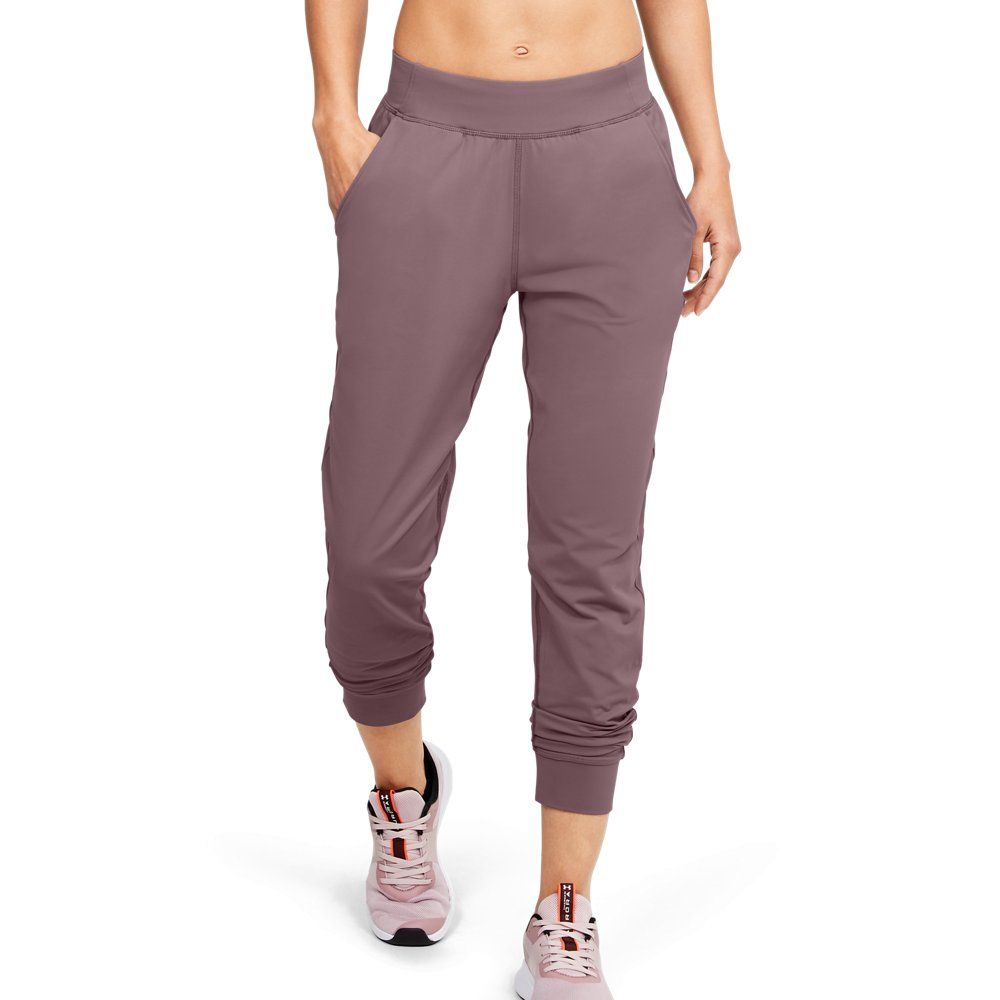 Photo of Under Armour Womens Meridian Joggers – Black XS