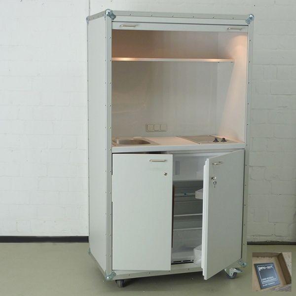 Büroküche | Appartementküche casekitchen - vielseitig einsetzbar ... | {Büroküche 45}