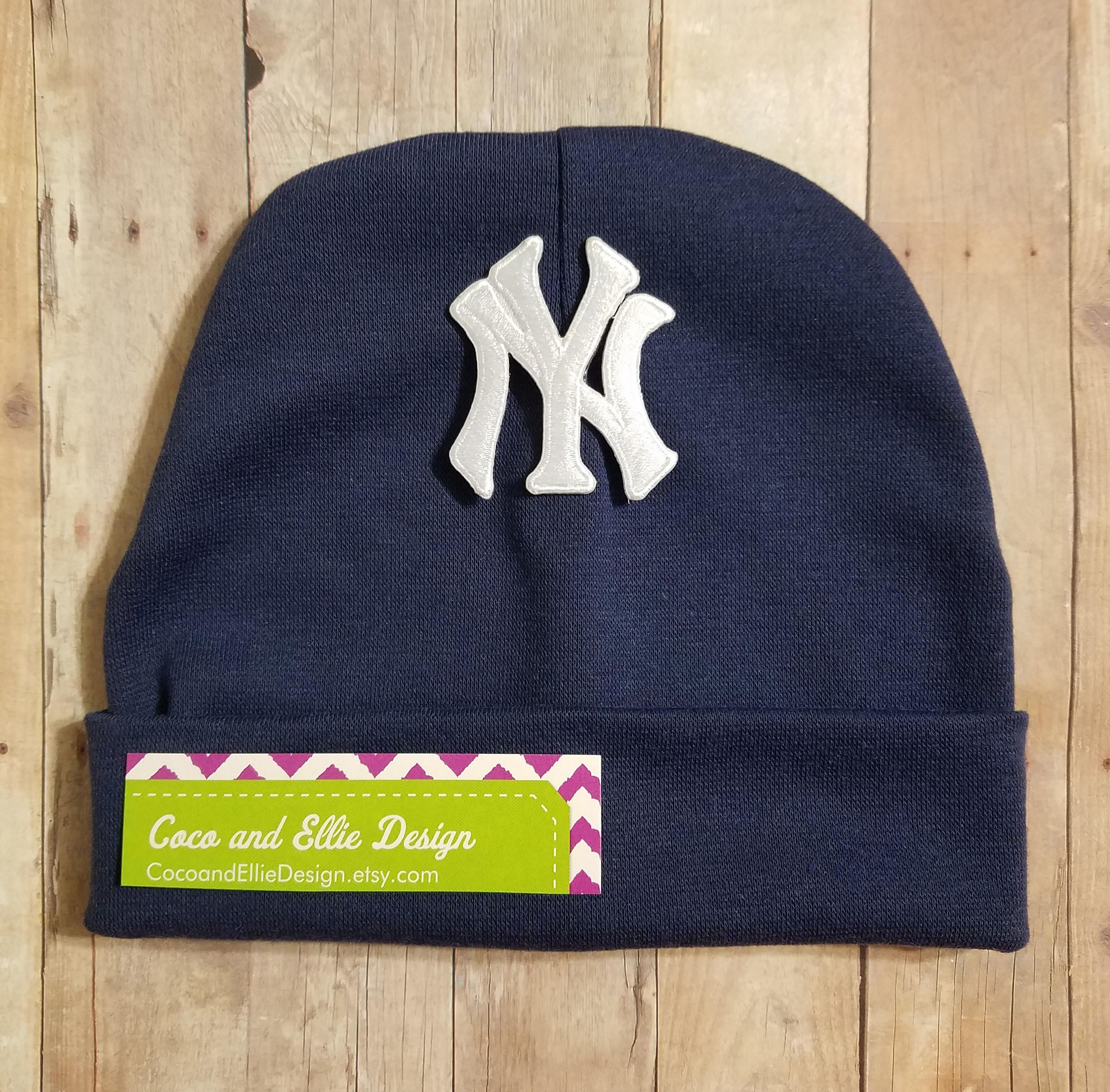 new york yankees hat-new york yankees beanie-new york yankees cap-yankees  baby hat-yankees beanie for baby-ny yankees infant hat-yankees hat by ... f44f6516277