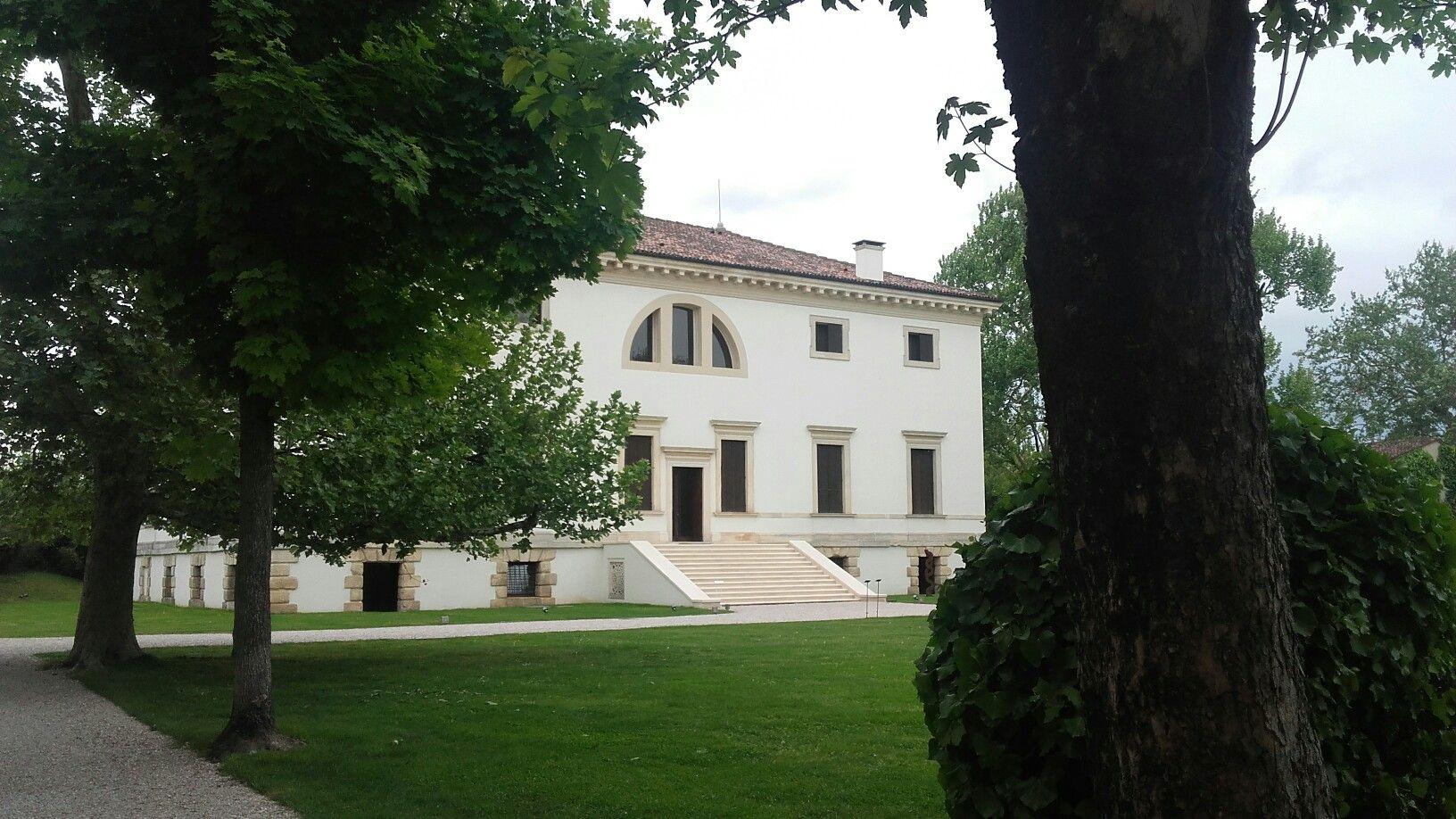 Villa Pisani Bonetti Bagnolo Di Lonigo Villas Palacios