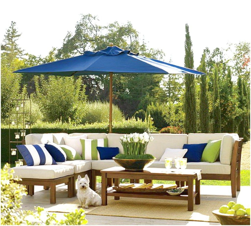 if you can get patio umbrellas cheap to protect and shade your