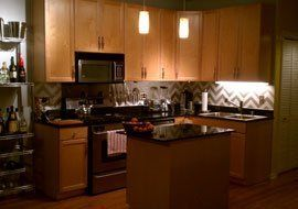 How To Make Cookie Cutter Condo Kitchen More Modern? — Good Questions