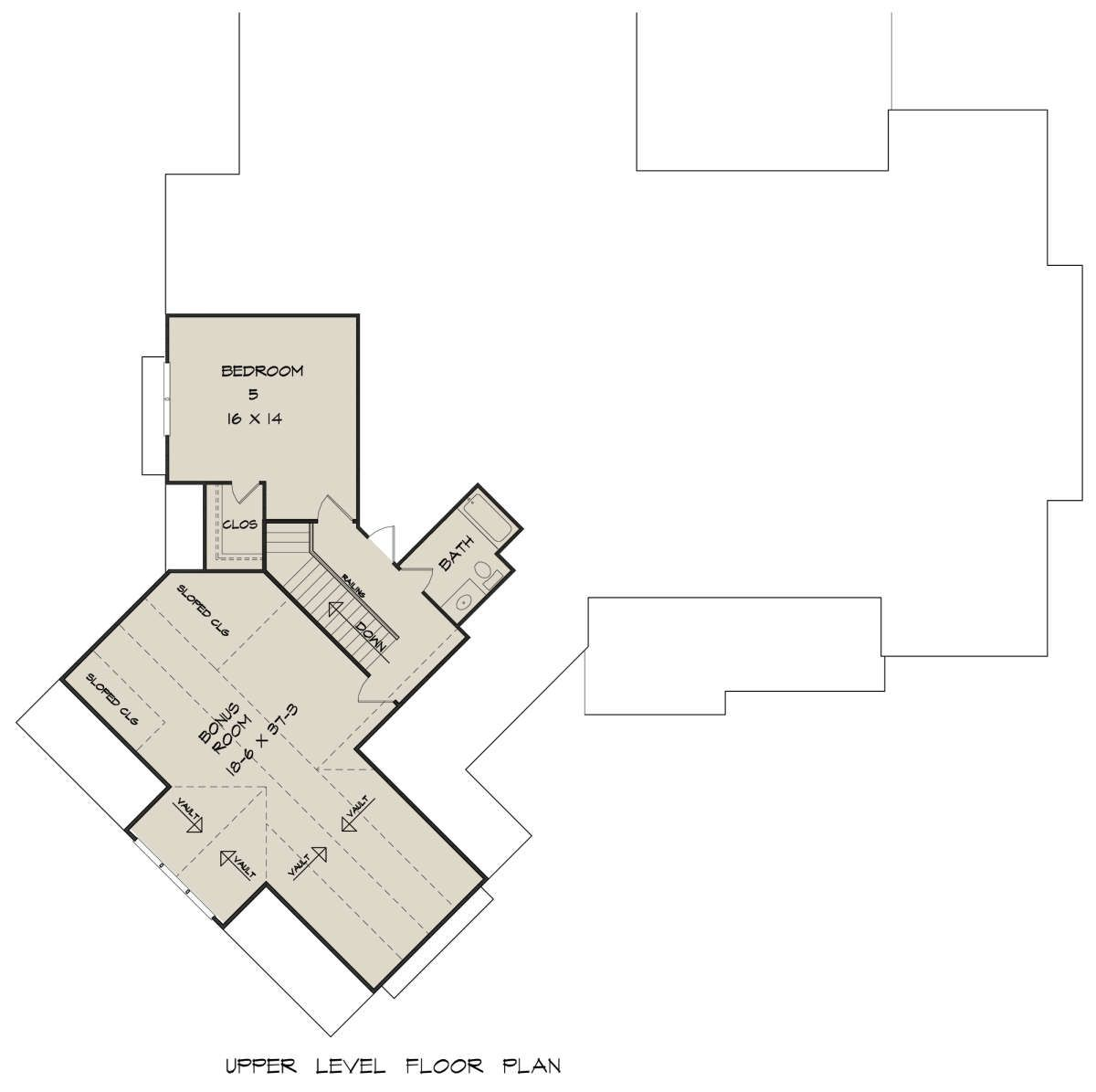 Architecturehome Design: Craftsman Plan: 3,736 Square Feet