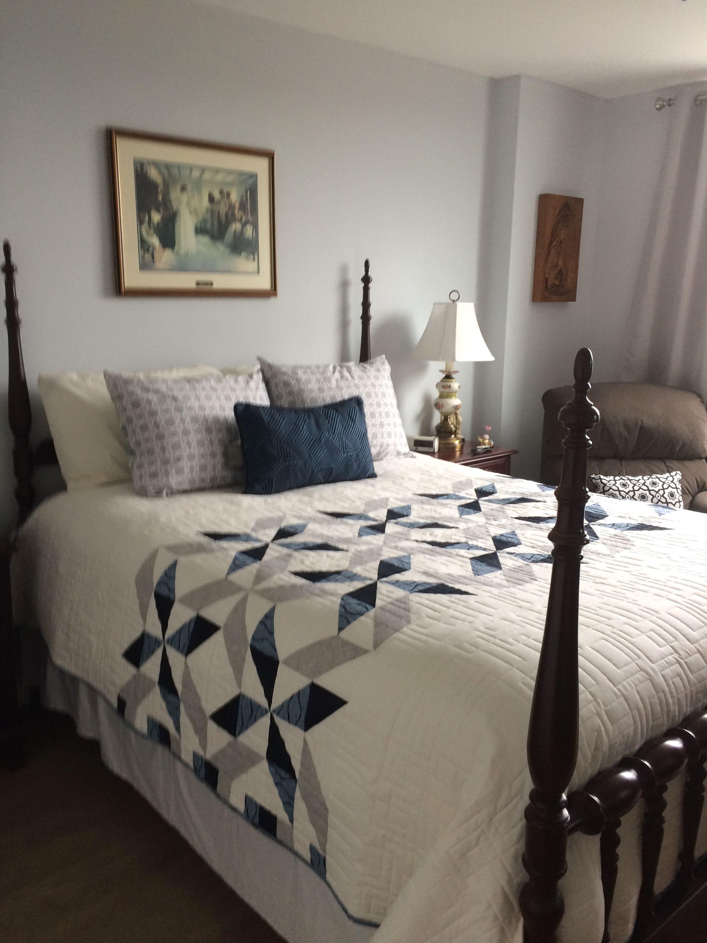 Sorella  Farmhouse quilts, Bedroom quilts, Quilts decor