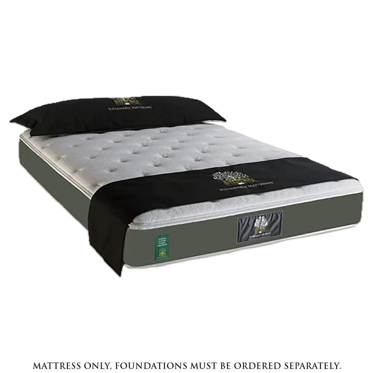 Imperial mattress california pillow plush mattress