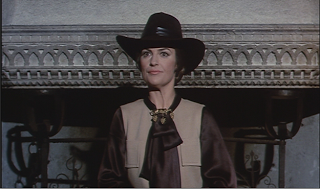 Vivian Pickles as Mrs. Chasen in the movie Harold and