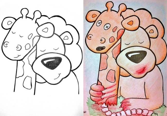 29 Of The Most Disturbing Things Drawn In Childrens Coloring Books Coloring Books Childrens Colouring Book Kids Coloring Books