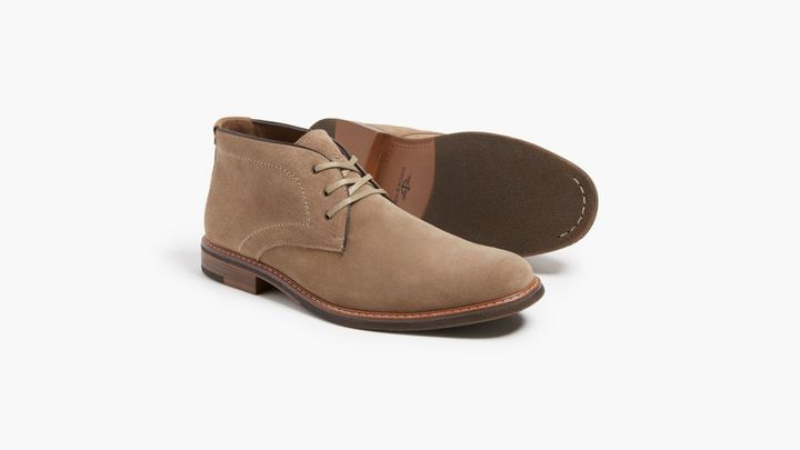 Dockers Suede Clean Chukka | Products | Chukka shoes, Shoes