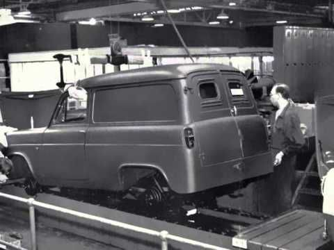 Ford Thames 1958 Youtube Van For Sale Ford Anglia Cool Trucks