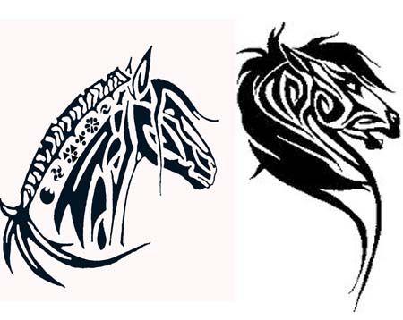 My Tattoo Horse Tattoo Tribal Horse Tattoo Horse Tattoo Design