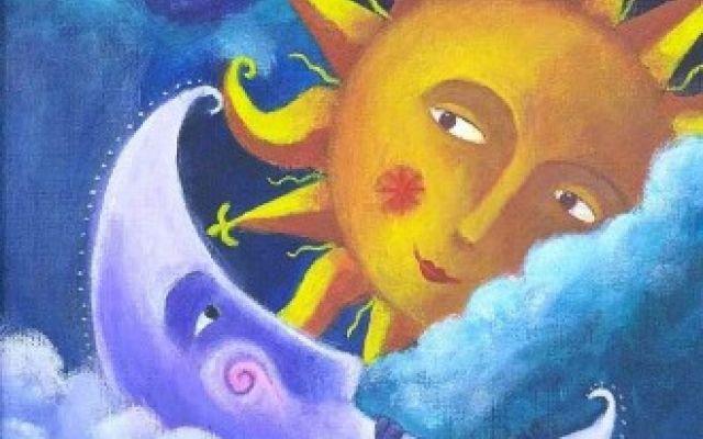 Prima Pagina Arte Lunare Luna La Luna