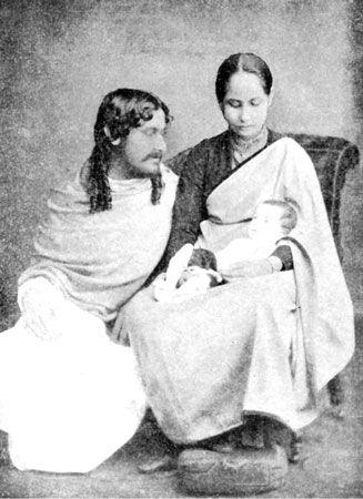 rabindranath thakur biography