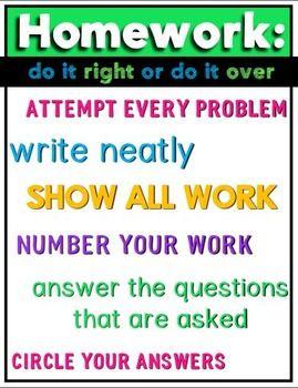 Online homework help for middle school students