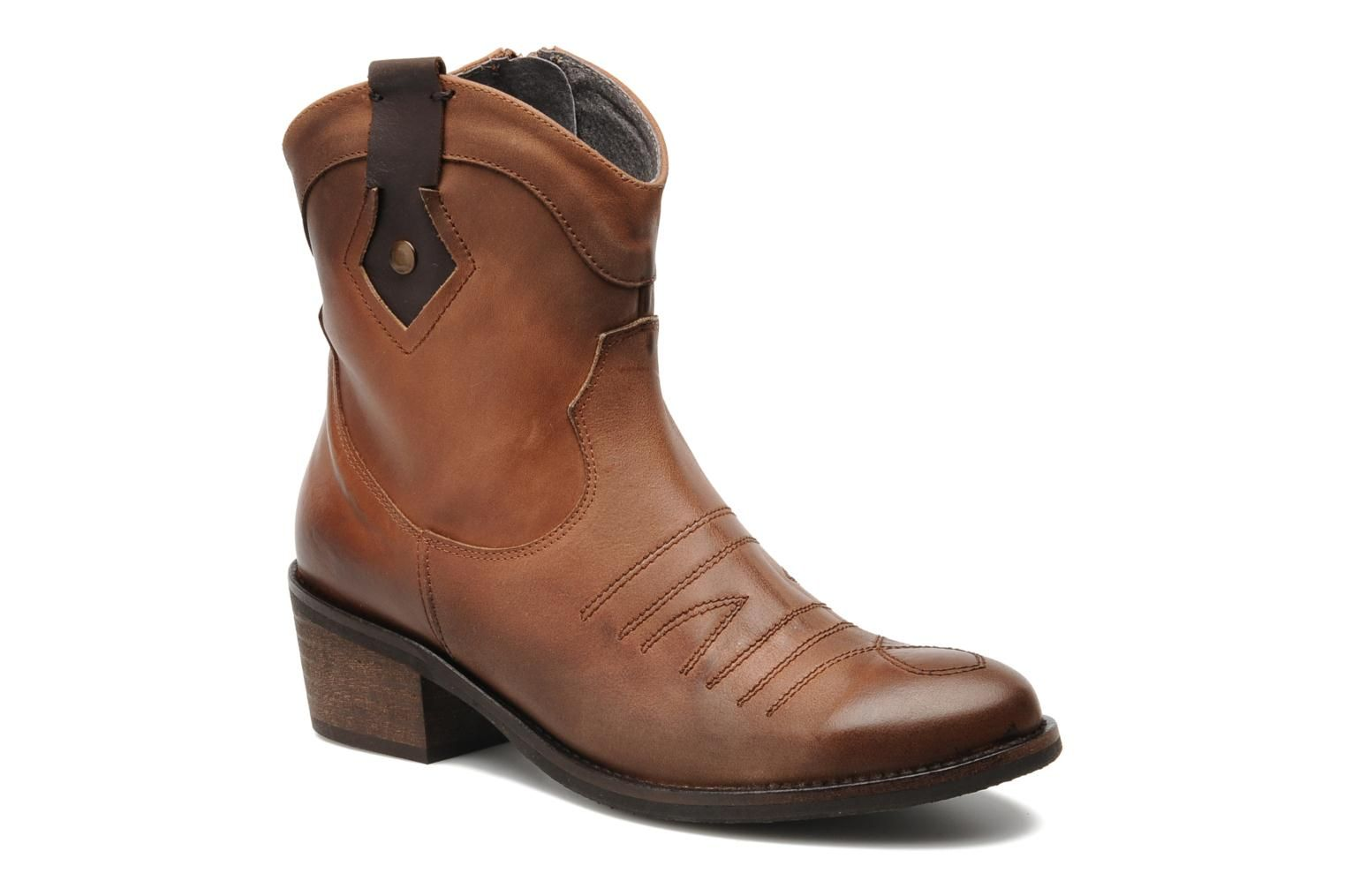 Uk BluegenexbrownSarenza Florencya By Ankle Your Boots 8wP0Okn