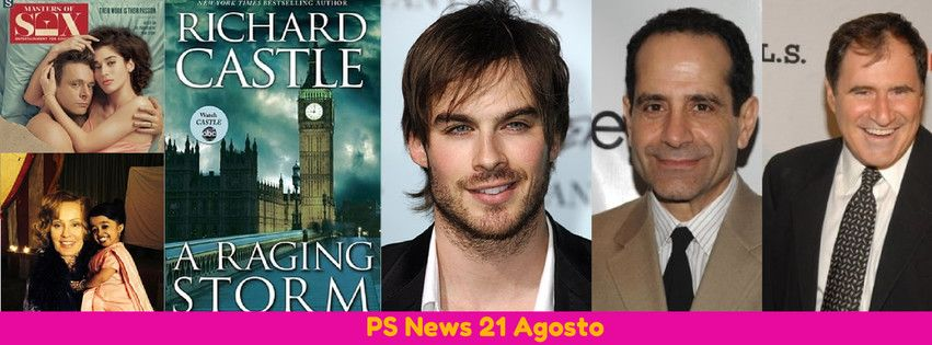 Castle, American Horror Story: Freak Show, The Middle, Sons of Anarchy, Nurse Jackie, The Vampire Diaries, rinnovi e cancellazioni nelle PS News