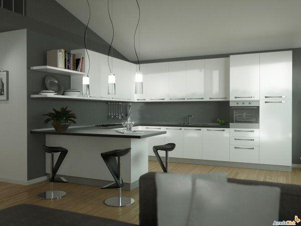 Progettazione cucine online in 3D per progetti su misura