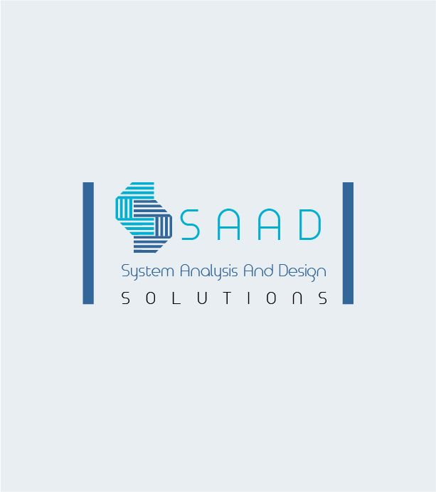 Systems Analysis And Design Solutions Saad Design Solutions Logo Redesign Logo Design
