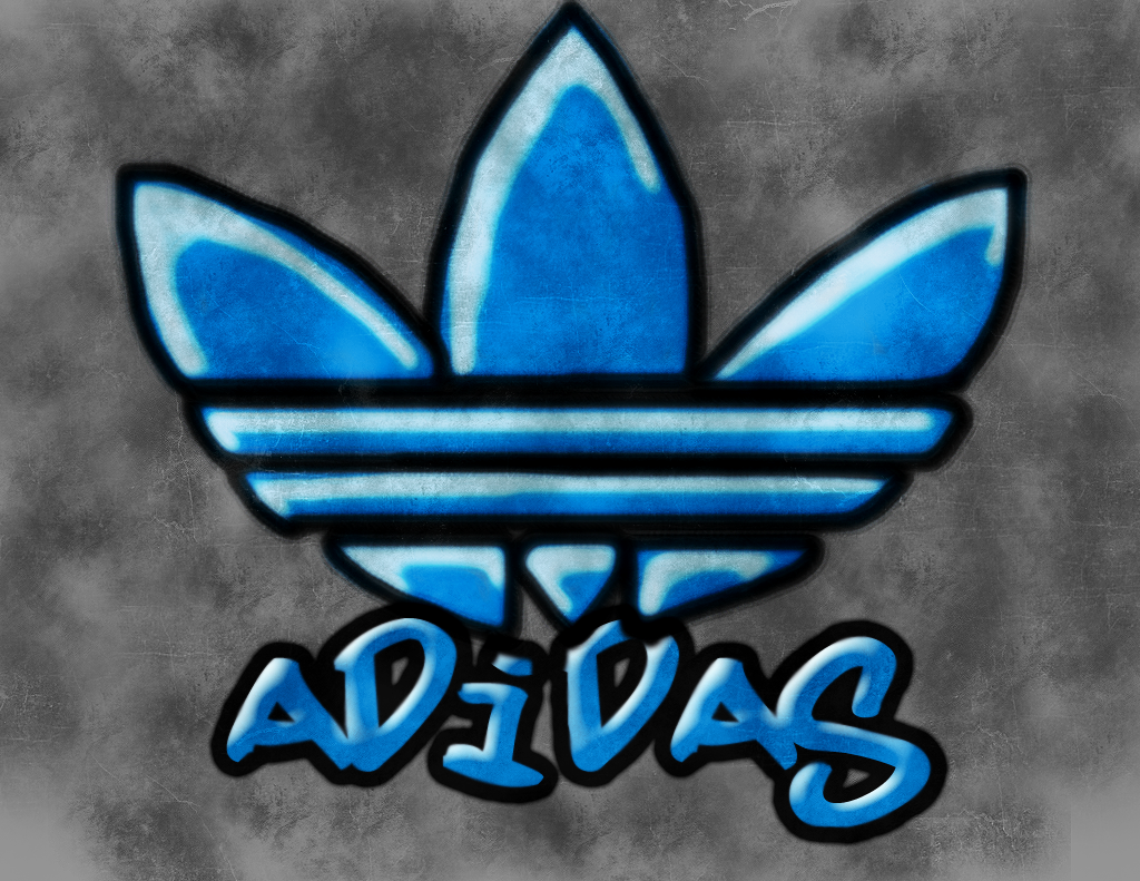 Inclinarse Disfraz engañar  adidas | Graffiti, Adidas logo art, Adidas logo wallpapers