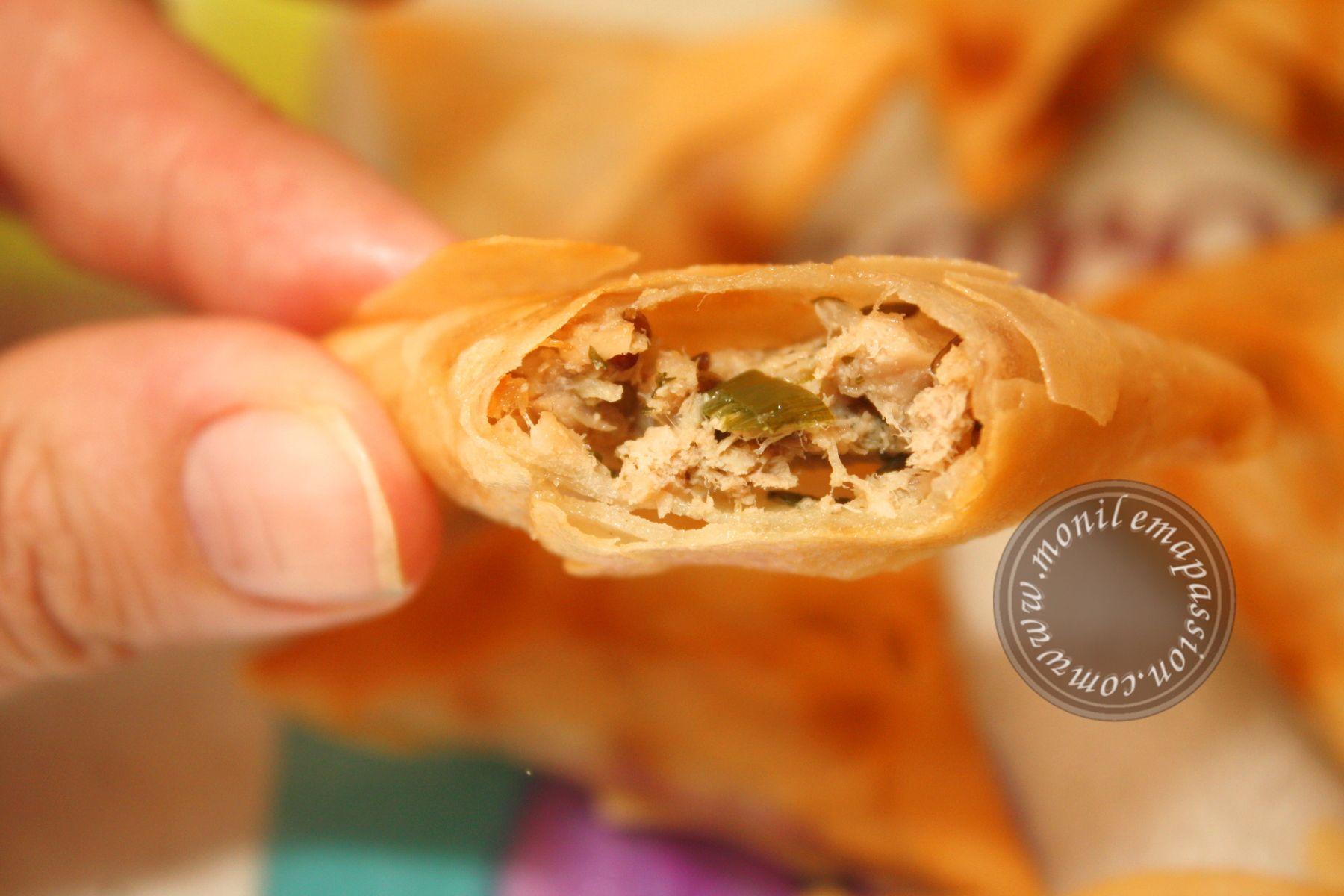 Samoussas au thon tuna samossas recette cuisine r unionnaise pinterest samoussas thon - Cuisine reunionnaise recette ...